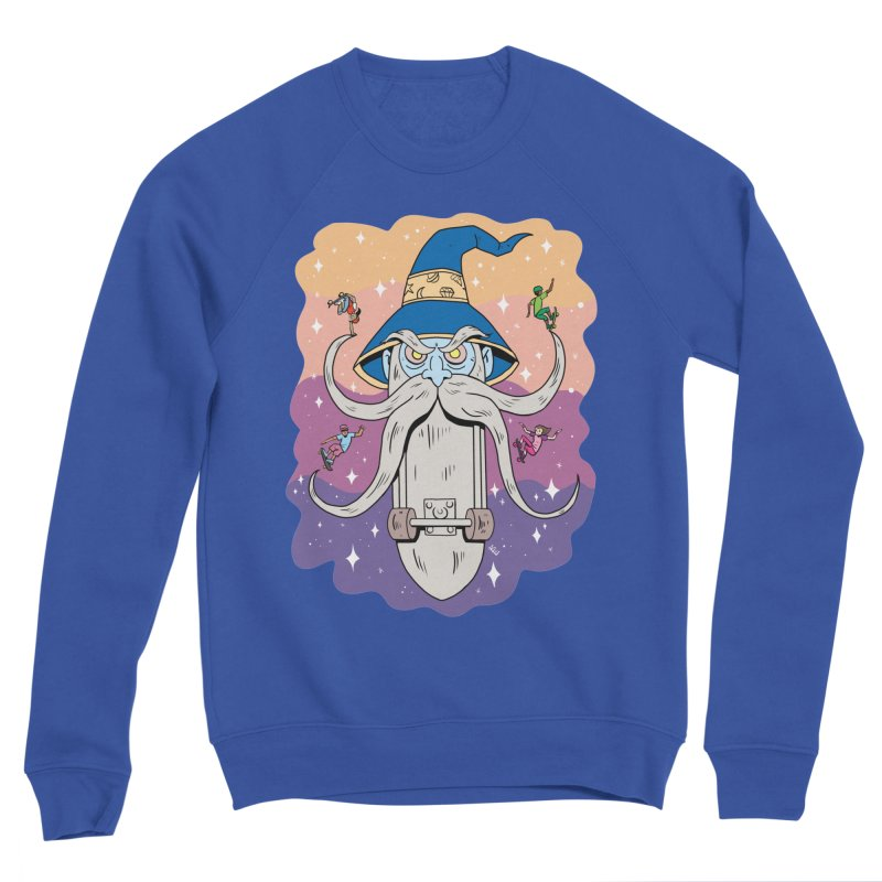 Skatewizard Women's Sweatshirt by brianmcl's Artist Shop