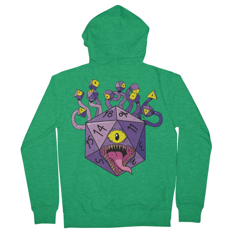 Beholdice Women's Zip-Up Hoody by brianmcl's Artist Shop