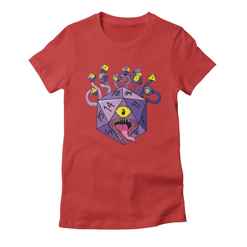Beholdice Women's T-Shirt by brianmcl's Artist Shop