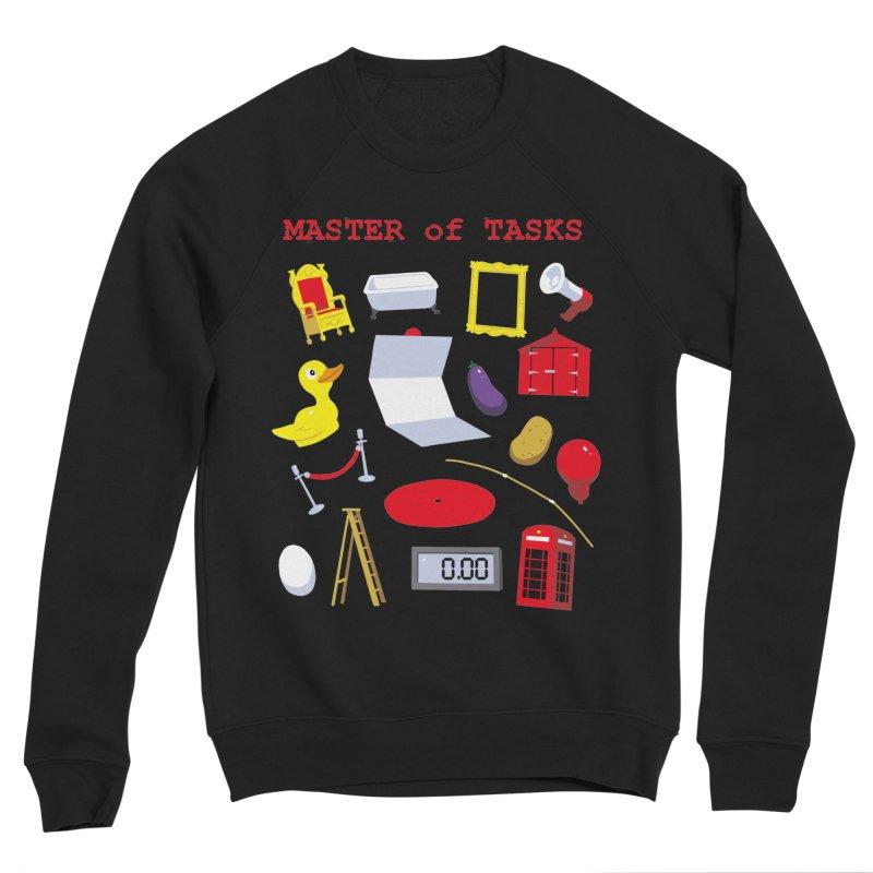 Master of Tasks Men's Sweatshirt by brianmcl's Artist Shop
