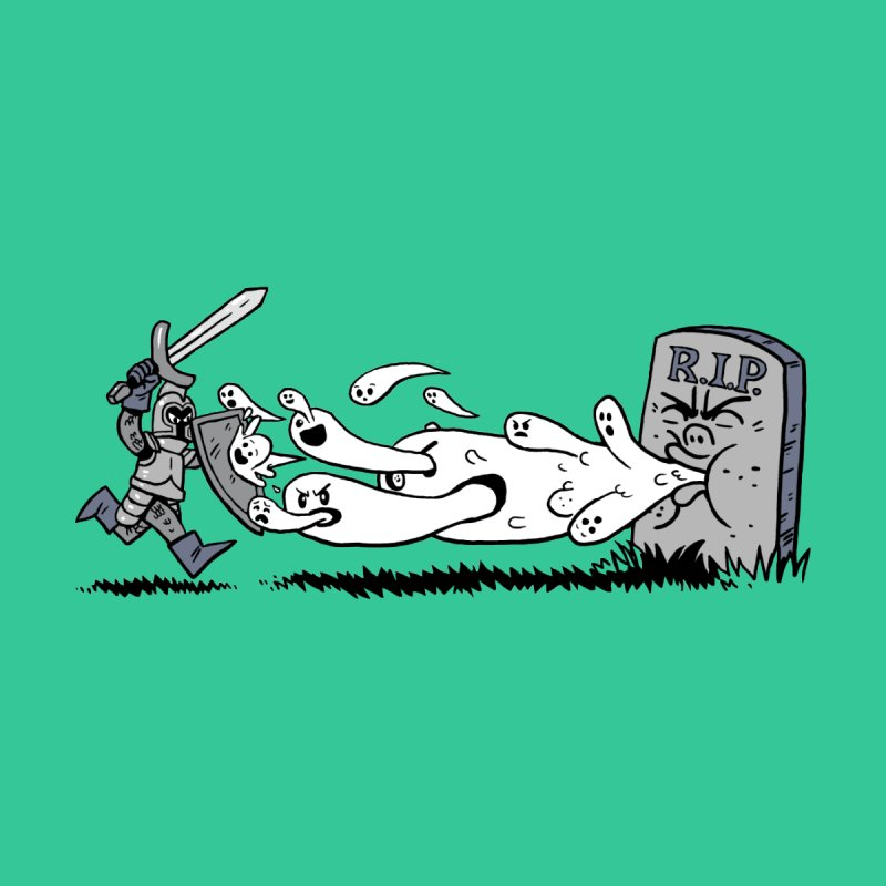 Graveyard Barf by brianmcl's Artist Shop