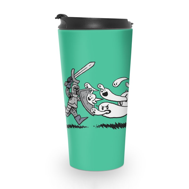 Graveyard Barf Accessories Travel Mug by brianmcl's Artist Shop