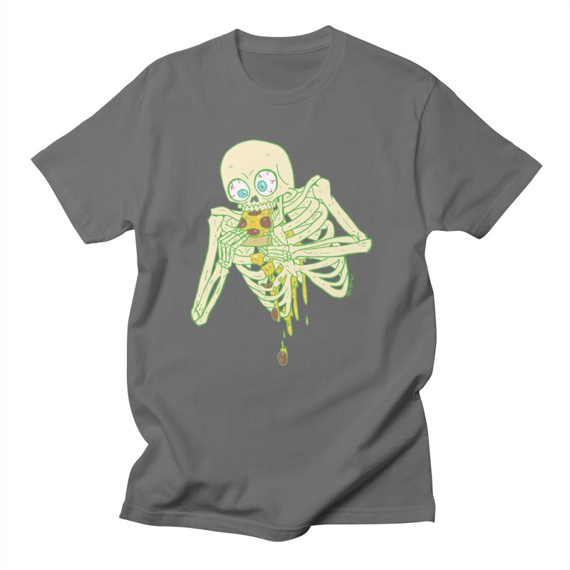 I'm So Pizza - Green Men's T-Shirt by brianmcl's Artist Shop