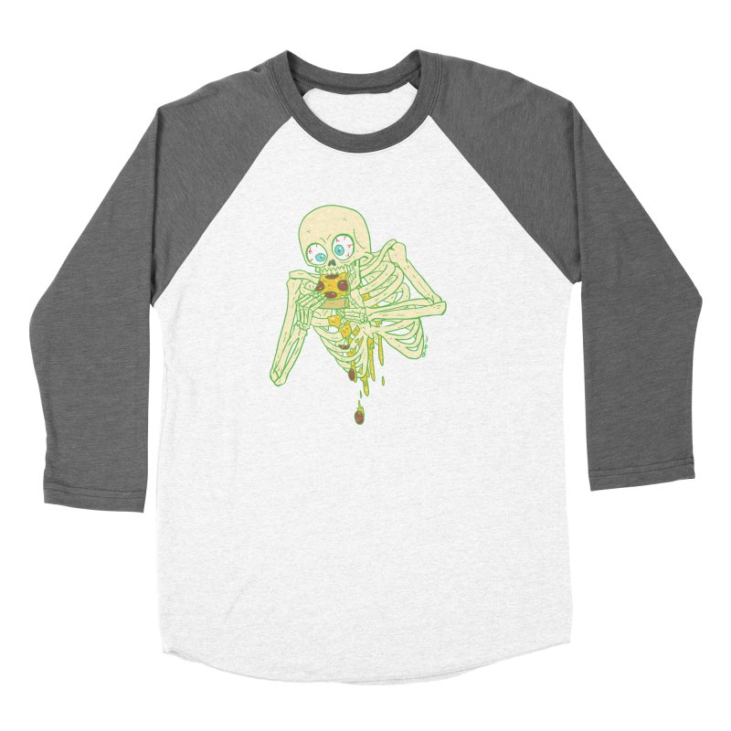 I'm So Pizza - Green Women's Longsleeve T-Shirt by brianmcl's Artist Shop