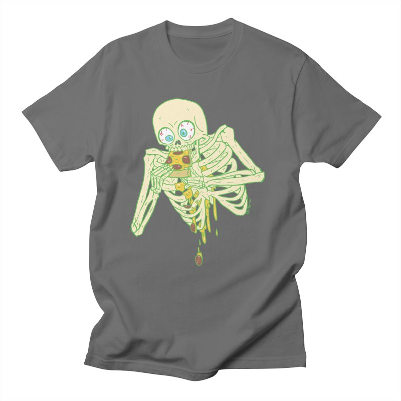 I'm So Pizza - Green Men's Regular T-Shirt by brianmcl's Artist Shop