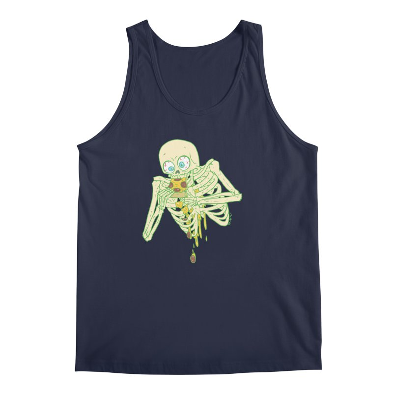 I'm So Pizza - Green Men's Regular Tank by brianmcl's Artist Shop