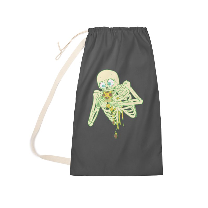I'm So Pizza - Green Accessories Bag by brianmcl's Artist Shop