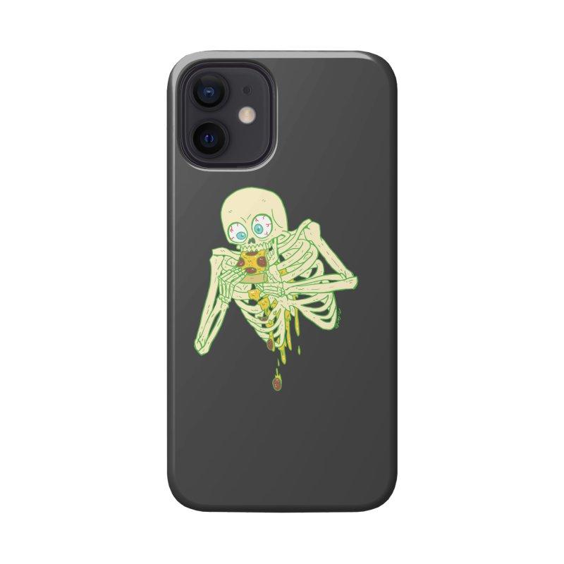 I'm So Pizza - Green Accessories Phone Case by brianmcl's Artist Shop