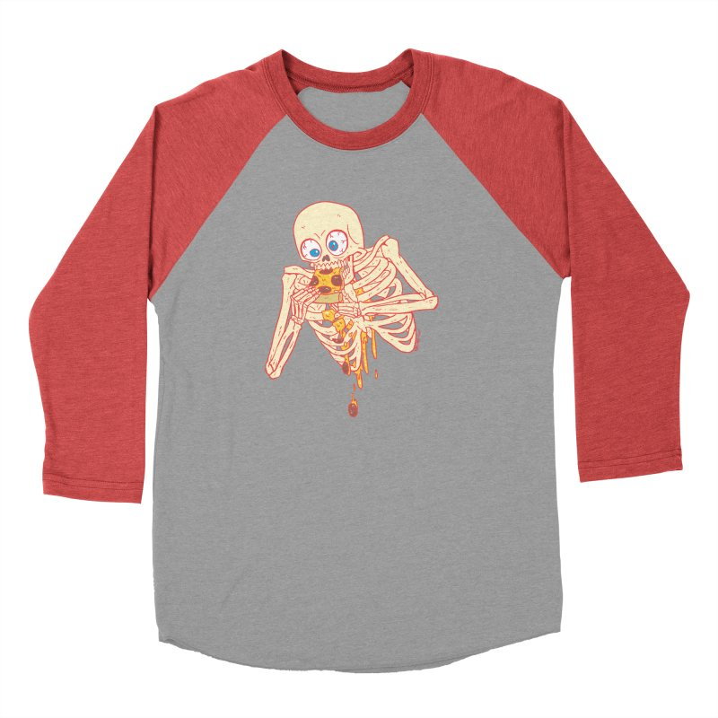 I'm So Pizza - Red Men's Longsleeve T-Shirt by brianmcl's Artist Shop