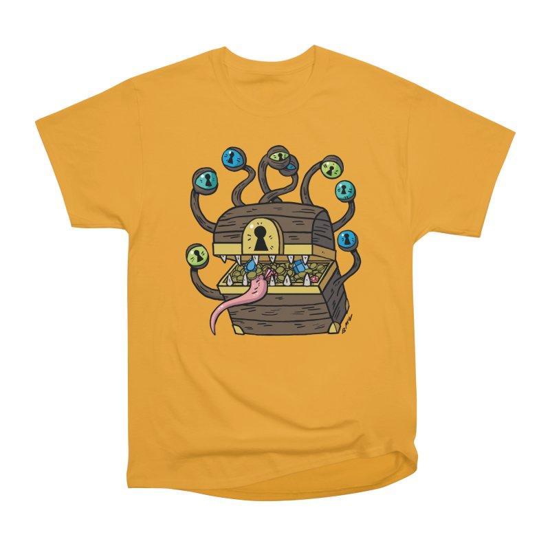 Meyemic Women's Heavyweight Unisex T-Shirt by brianmcl's Artist Shop