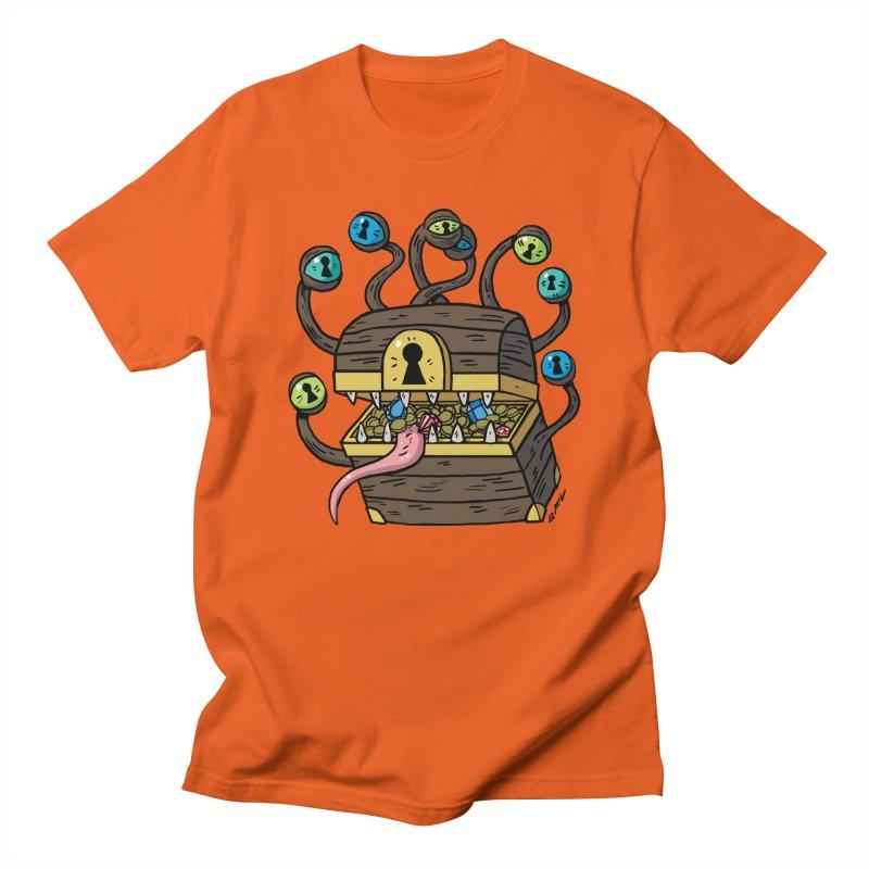 Meyemic Women's Regular Unisex T-Shirt by brianmcl's Artist Shop