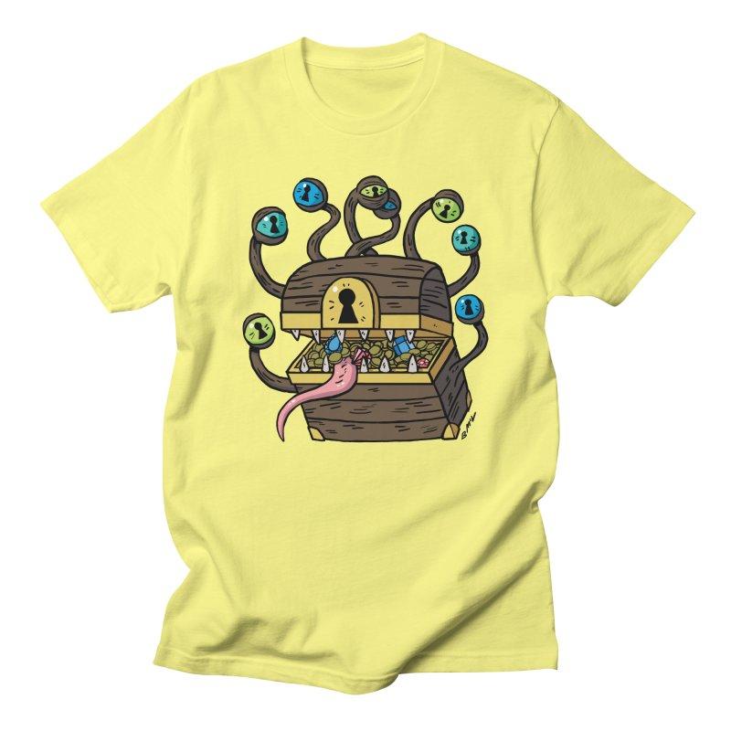 Meyemic Men's Regular T-Shirt by brianmcl's Artist Shop