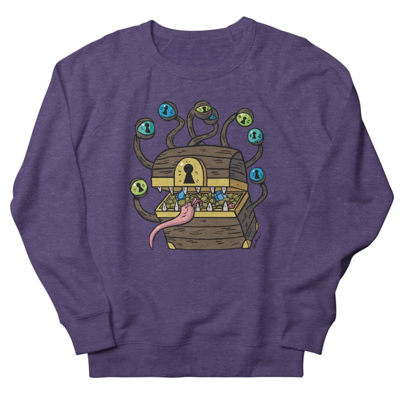 Meyemic Women's French Terry Sweatshirt by brianmcl's Artist Shop