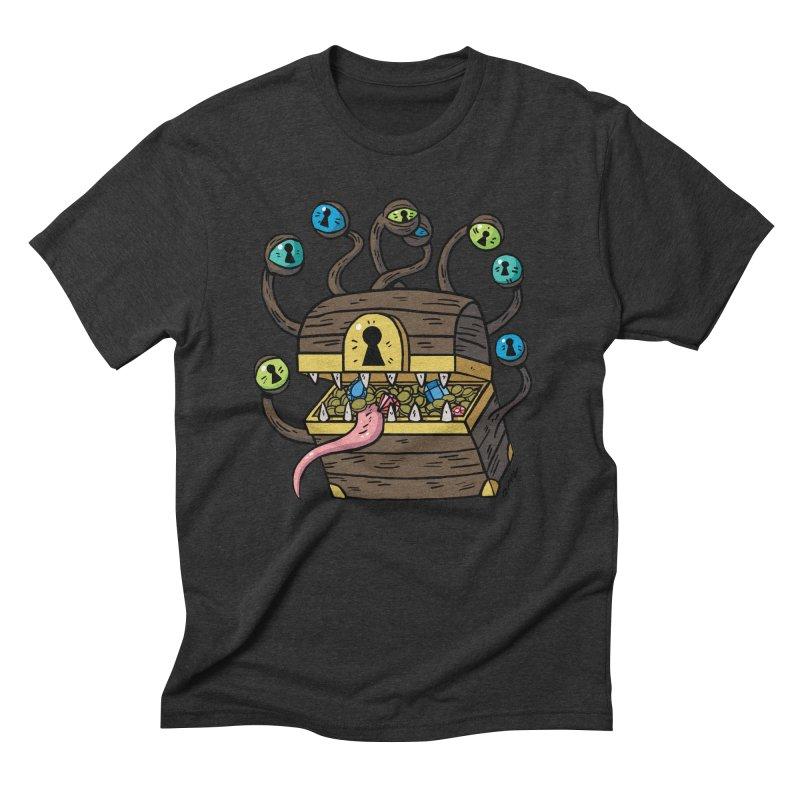 Meyemic Men's Triblend T-Shirt by brianmcl's Artist Shop