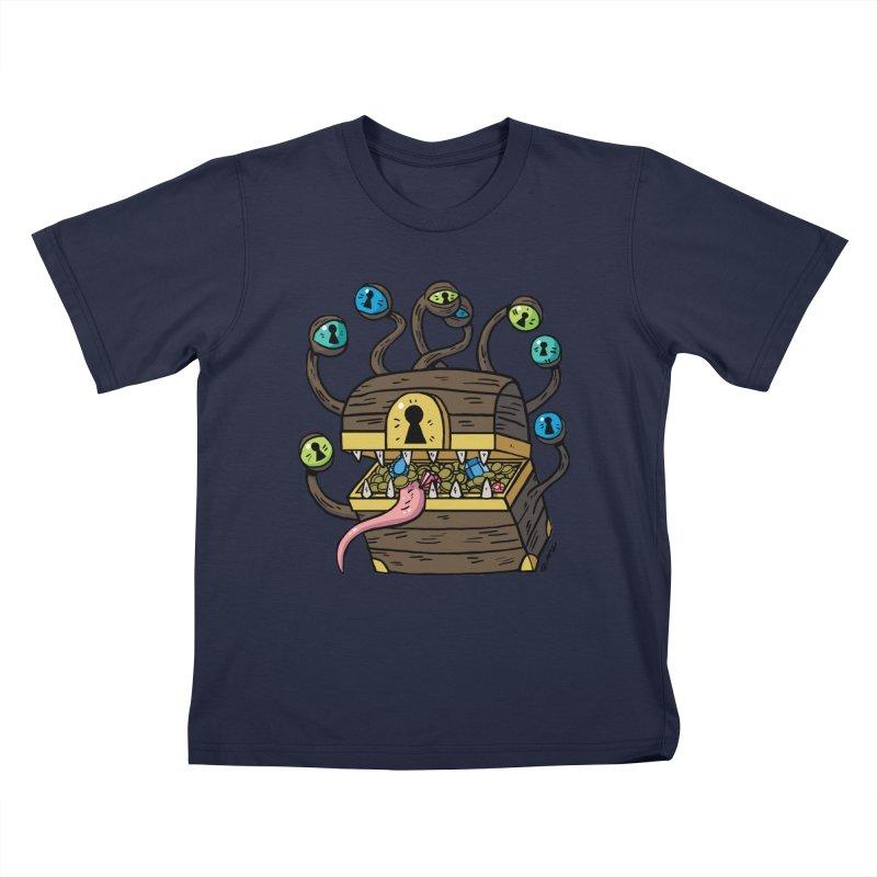 Meyemic Kids T-Shirt by brianmcl's Artist Shop