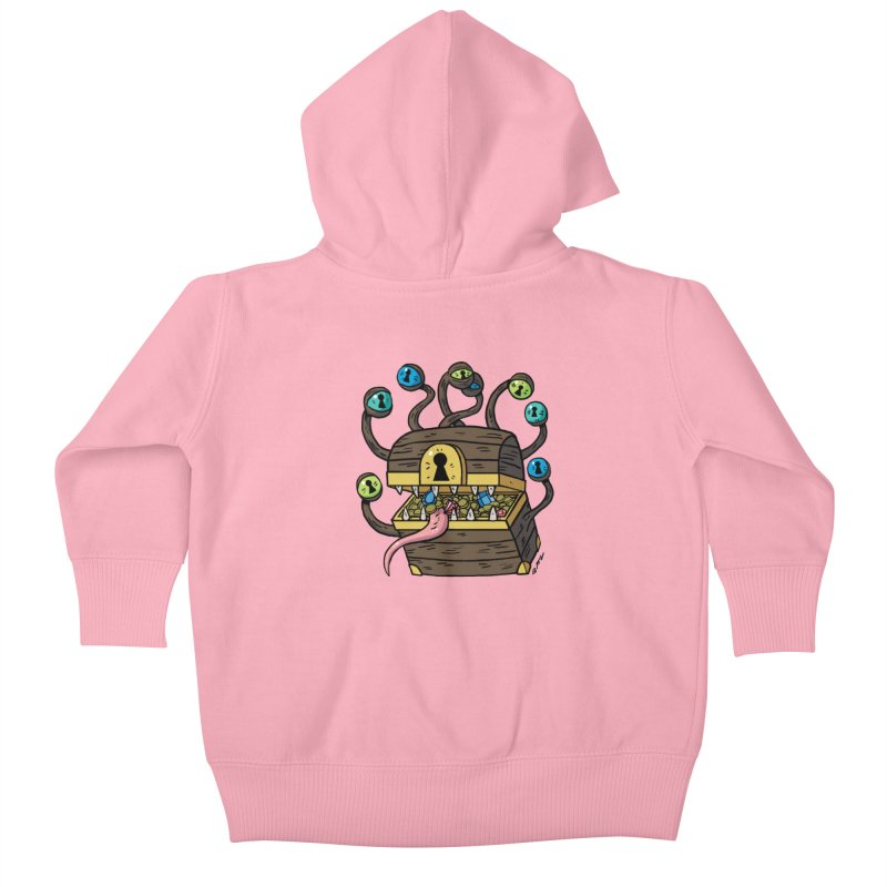 Meyemic Kids Baby Zip-Up Hoody by brianmcl's Artist Shop