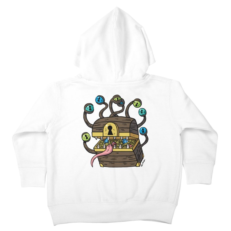 Meyemic Kids Toddler Zip-Up Hoody by brianmcl's Artist Shop