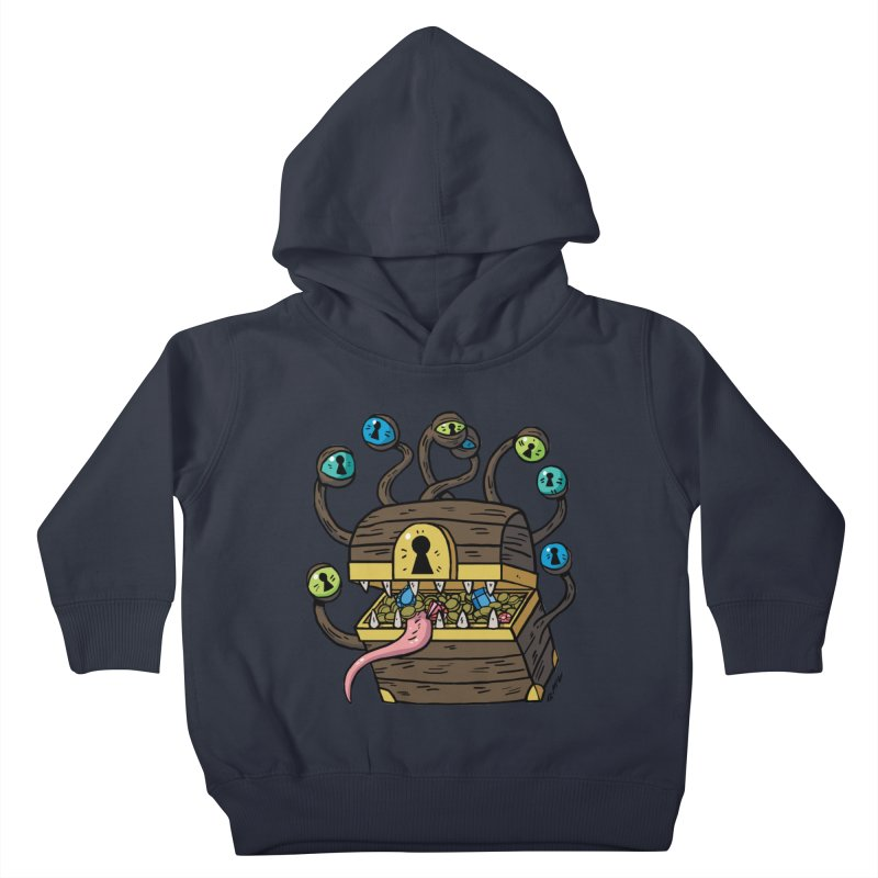 Meyemic Kids Toddler Pullover Hoody by brianmcl's Artist Shop