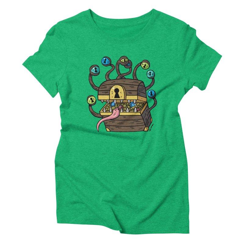 Meyemic Women's Triblend T-Shirt by brianmcl's Artist Shop
