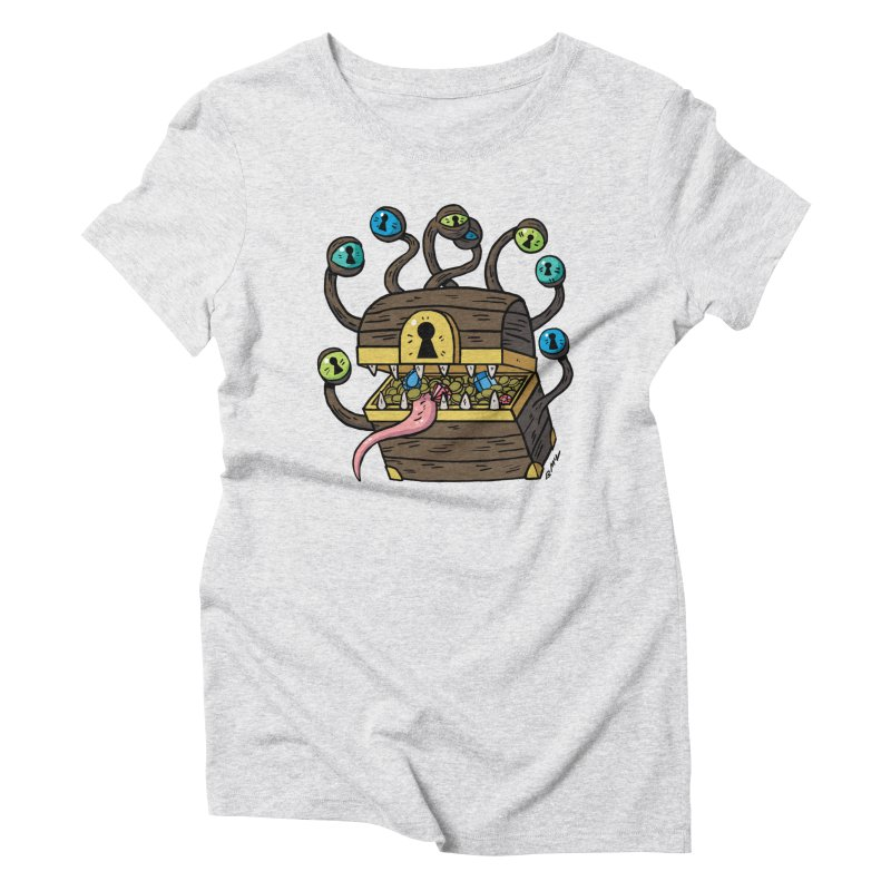 Meyemic Women's T-Shirt by brianmcl's Artist Shop
