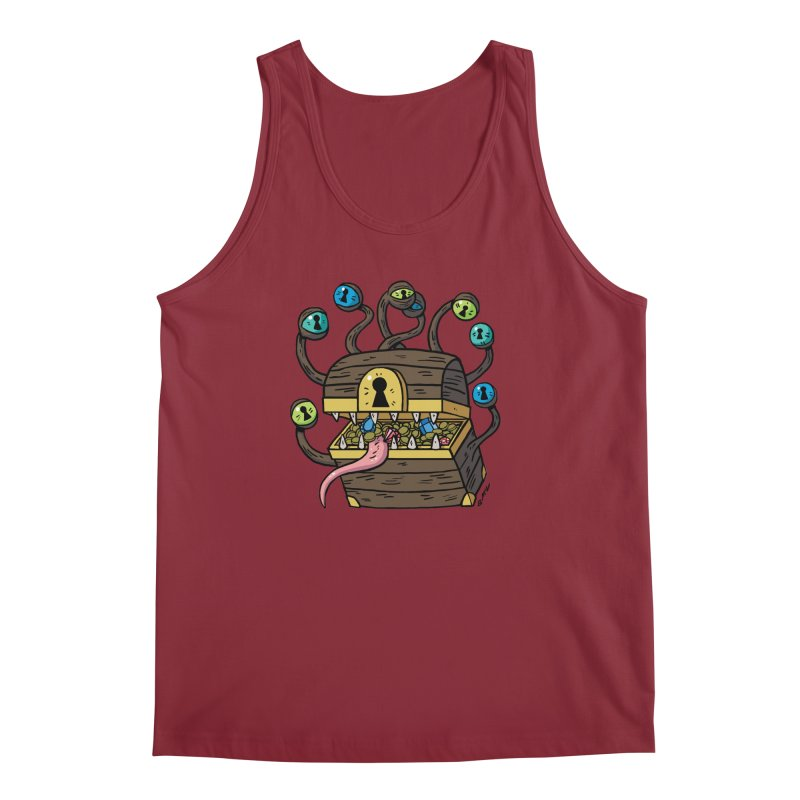 Meyemic Men's Regular Tank by brianmcl's Artist Shop