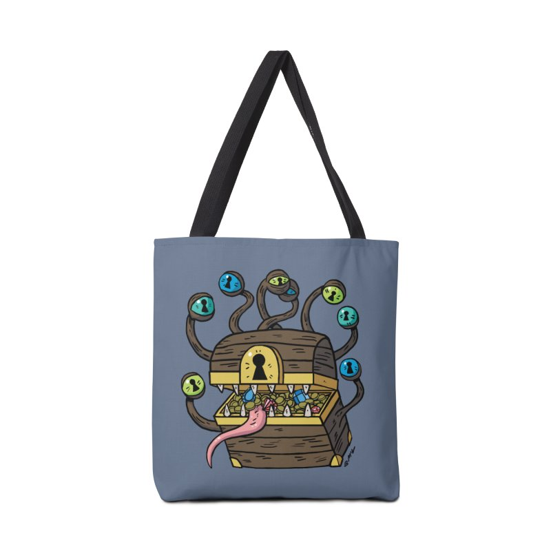 Meyemic Accessories Bag by brianmcl's Artist Shop