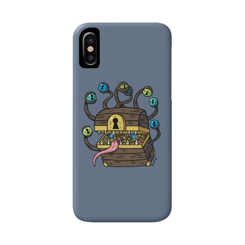 Meyemic Accessories Phone Case by brianmcl's Artist Shop