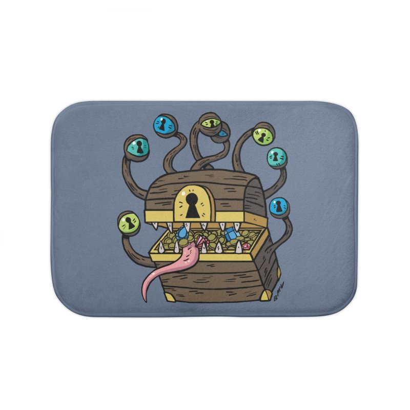 Meyemic Home Bath Mat by brianmcl's Artist Shop