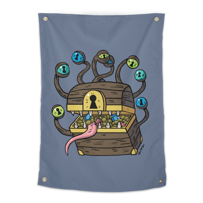 Meyemic Home Tapestry by brianmcl's Artist Shop