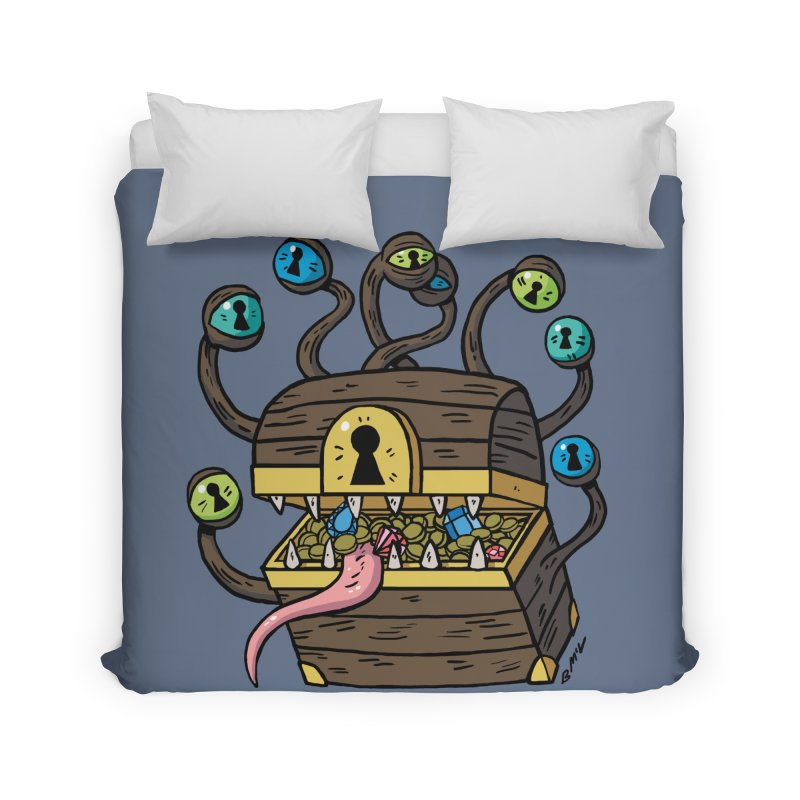 Meyemic Home Duvet by brianmcl's Artist Shop