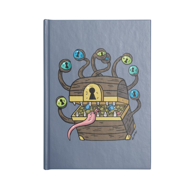 Meyemic Accessories Notebook by brianmcl's Artist Shop