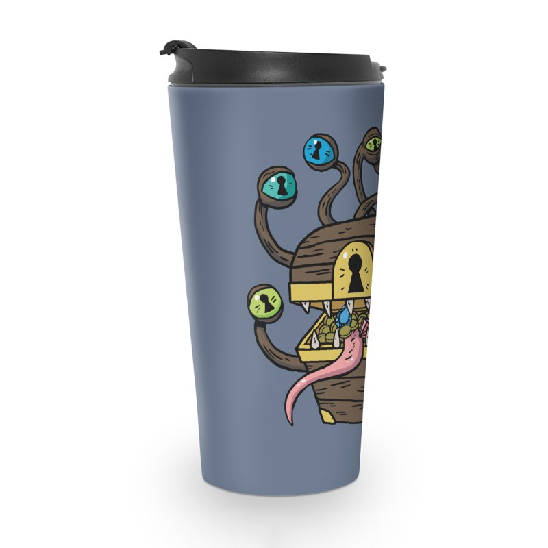 Meyemic Accessories Travel Mug by brianmcl's Artist Shop