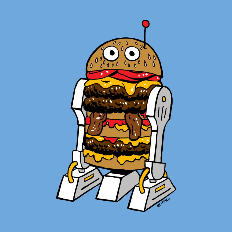 Burgerbot Men's Tank by brianmcl's Artist Shop