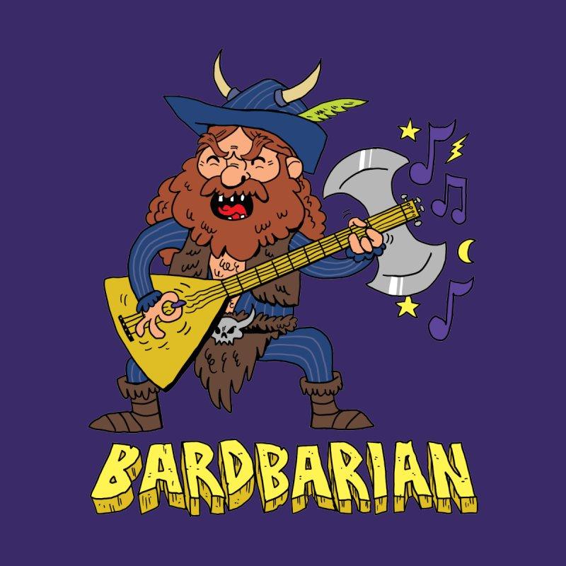 Bardbarian by brianmcl's Artist Shop