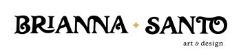 Brianna Santo Logo