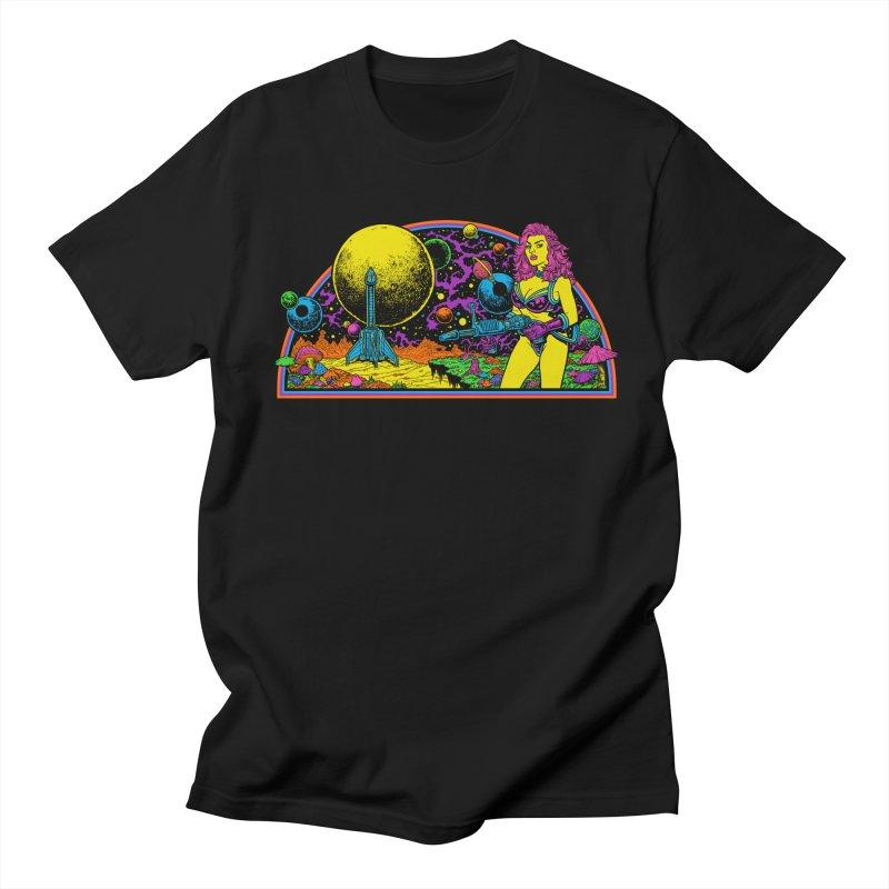 Deaner's Vantasy Men's T-shirt by Brian Romero's Artist Shop