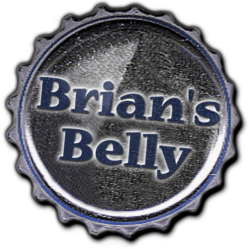 Brian's Belly: Be The Beer Logo