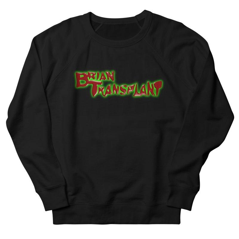 Brian Transplant logo Men's Sweatshirt by Brian Transplant