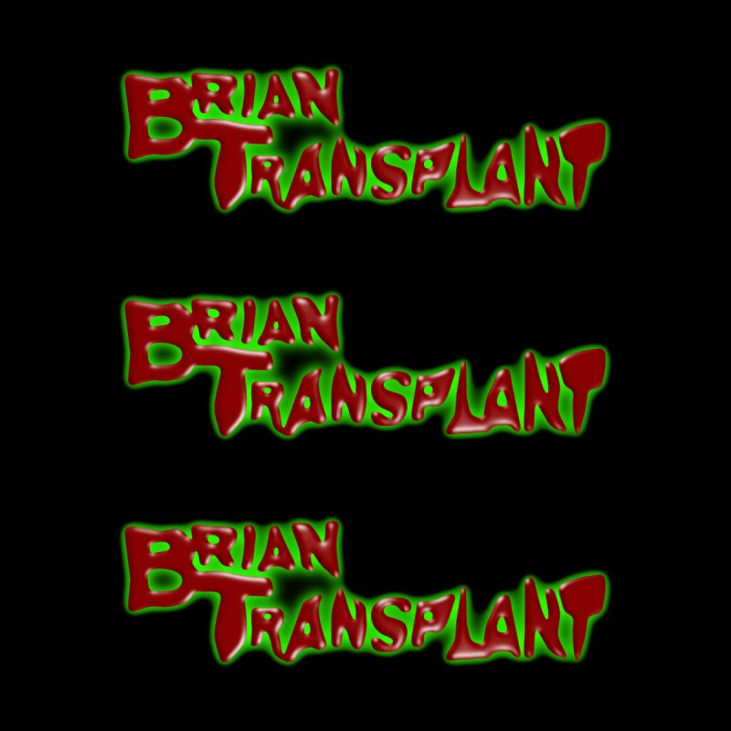 Brian Transplant logo sticker sheet Accessories Sticker by Brian Transplant