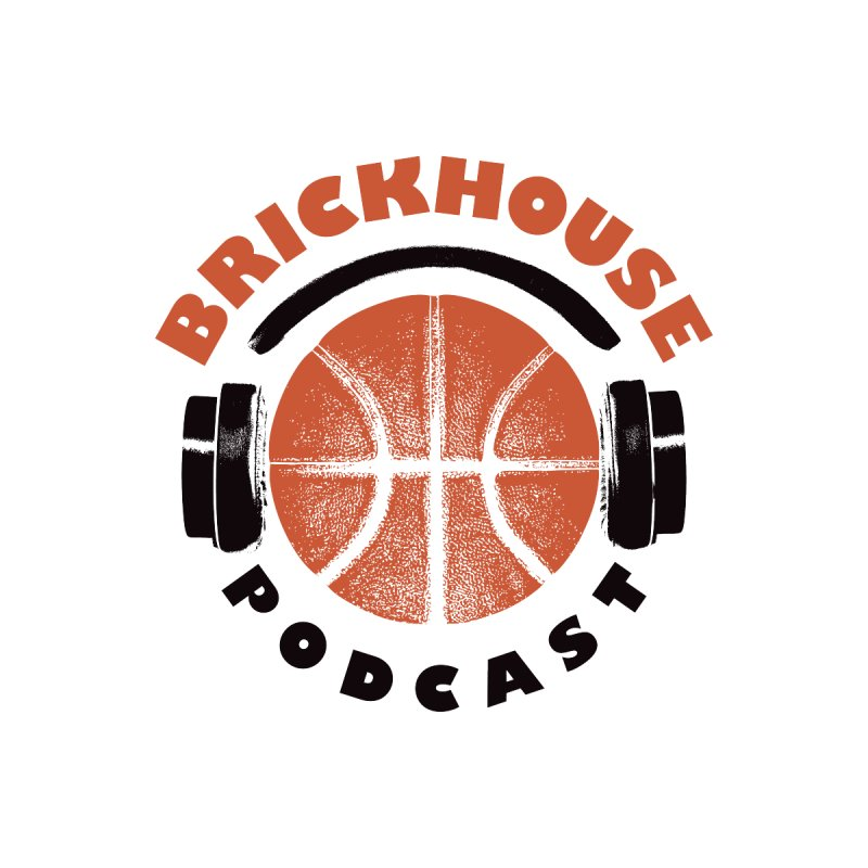 Brickhouse Podcast Logo Apparel (Pumped) Orange/Black   by Brickhouse Podcast Shop