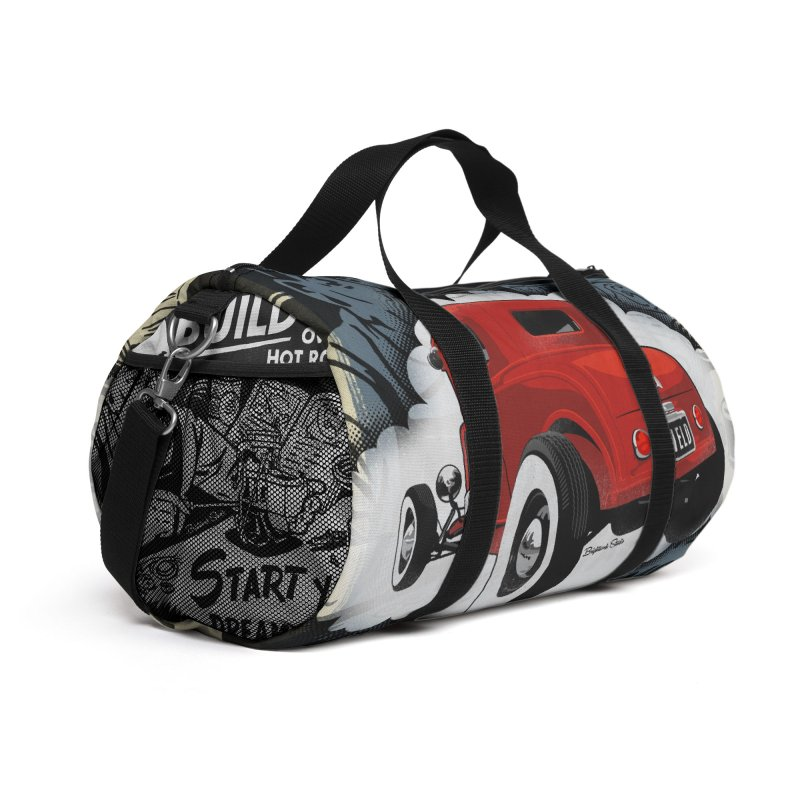 Dream it. Build it. Accessories Bag by Brightwork Studio Shop