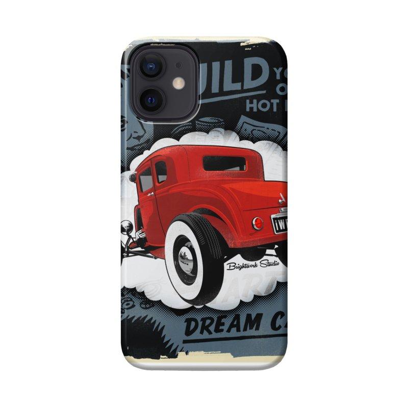 Dream it. Build it. Accessories Phone Case by Brightwork Studio Shop