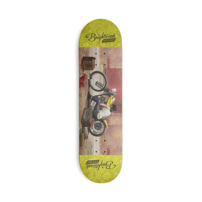 Sunday Afternoon Accessories Skateboard by Brightwork Studio Shop