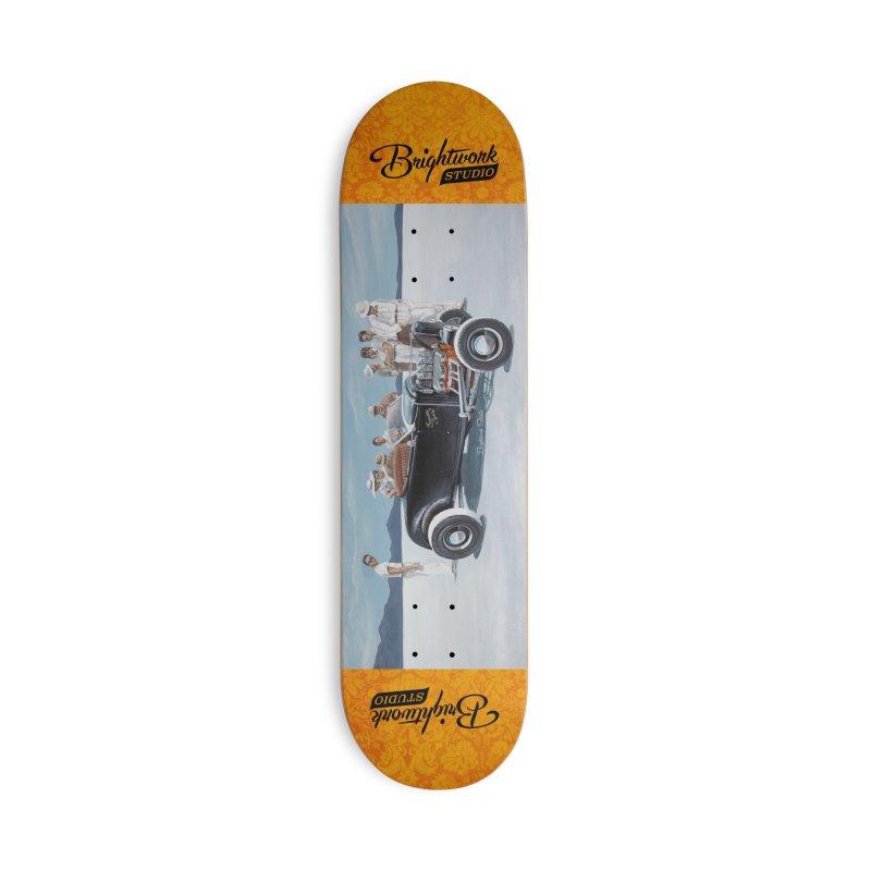 Speedster Special Accessories Skateboard by Brightwork Studio Shop
