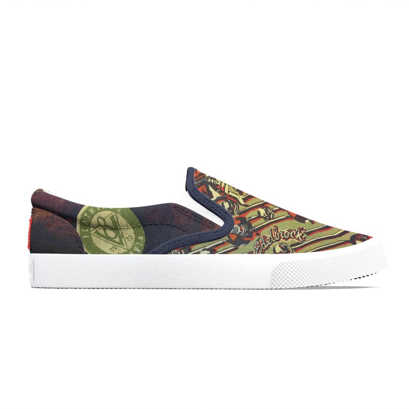 Flatheads Forever Men's Shoes by Brightwork Studio Shop