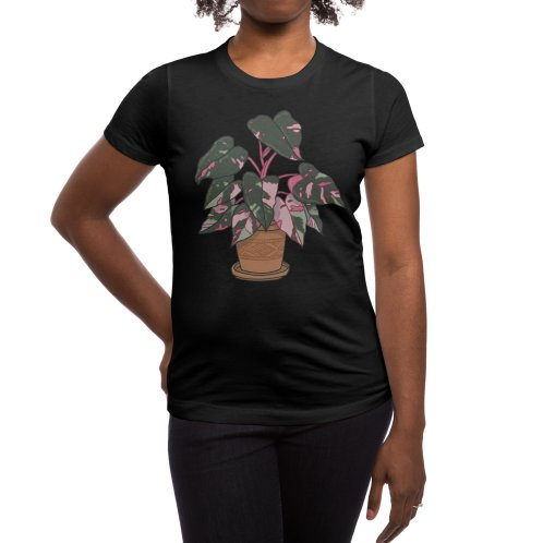 Design for Philodendron Pink Princess
