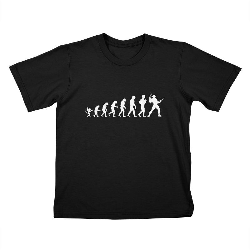 mutation Kids T-shirt by Brimstone Designs
