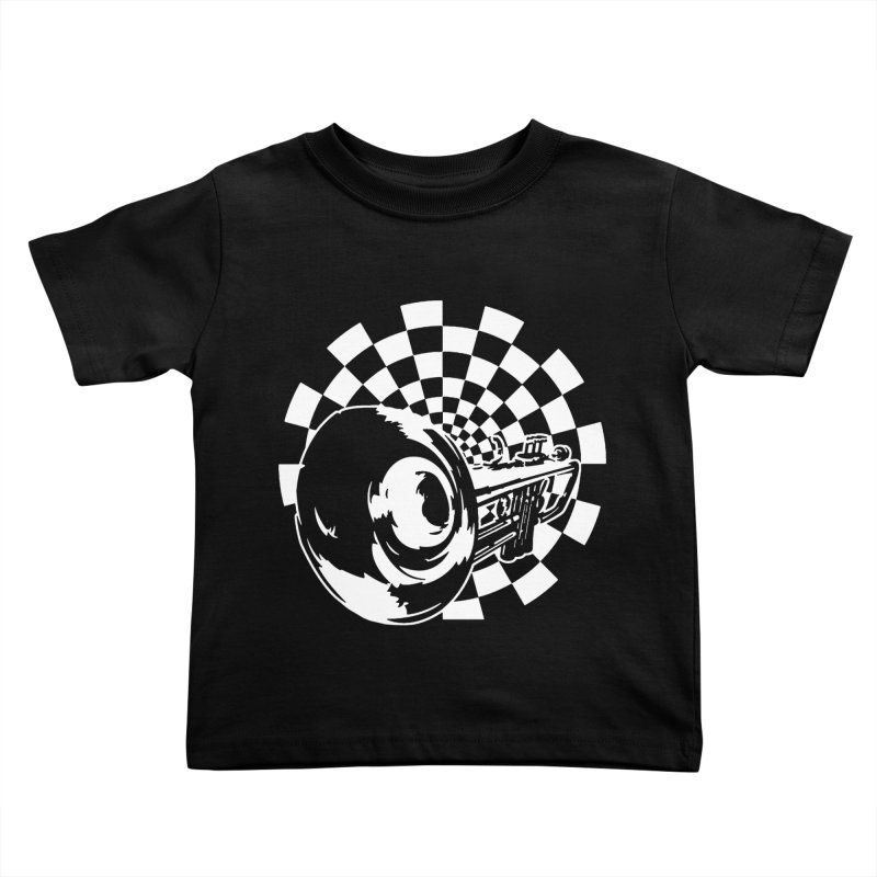 2 tone Kids Toddler T-Shirt by Brimstone Designs