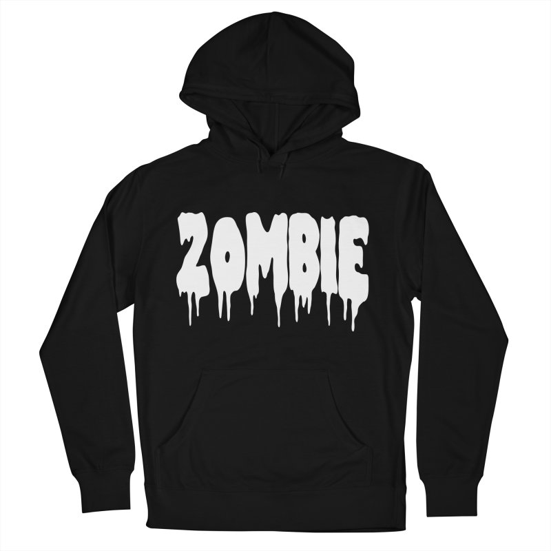Z O M B I E Men's Pullover Hoody by Brimstone Designs