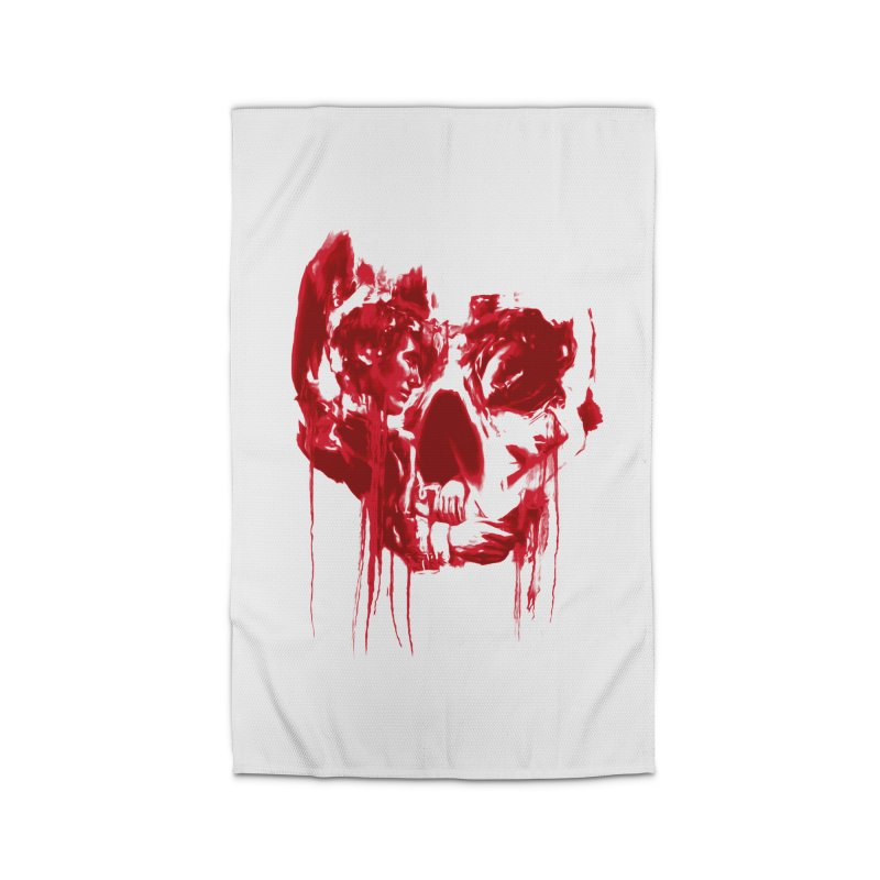 till death do us part Home Rug by Brimstone Designs